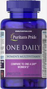 Мультивитамины для женщин, Puritan's pride