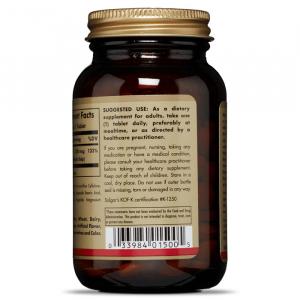 Йод, ламинария, Solgar, 250 таблеток