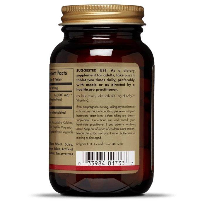 Метилсульфонилметан, MSM, Solgar, 1000 мг