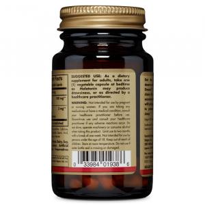 Сладкий сон, Solgar, (мелатонин+L-теанин), 30 кап.