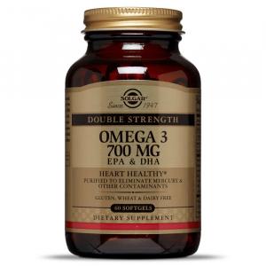 Омега 3 , Solgar, 700 мг.