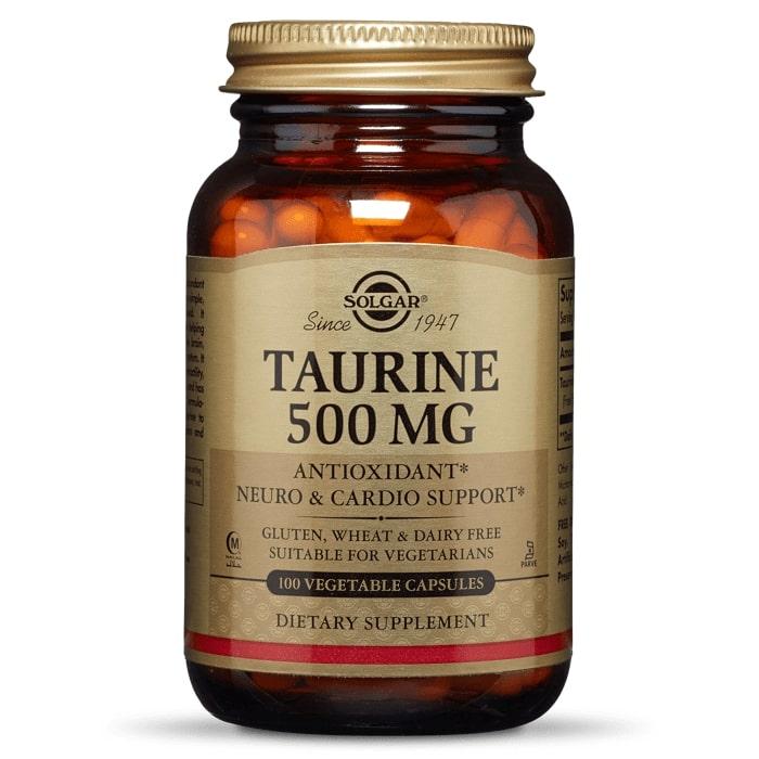 аурин, Solgar, 500 мг, 100 капсул