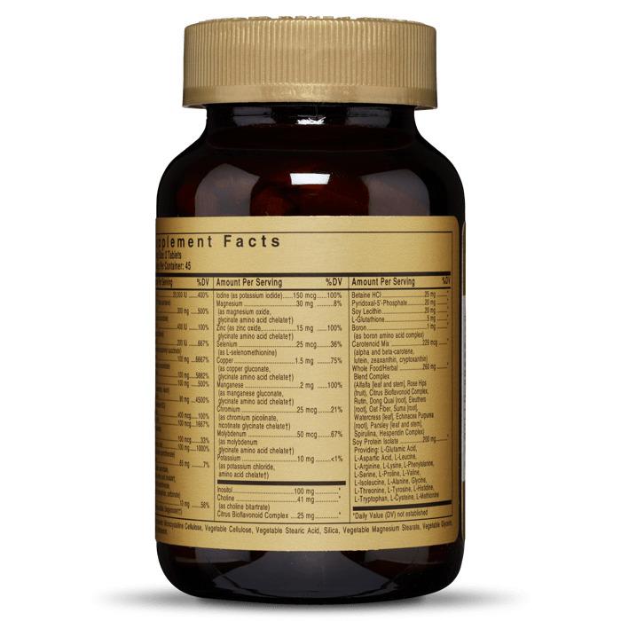 Мультивитамины, VM-2000, Solgar, 90 таблеток