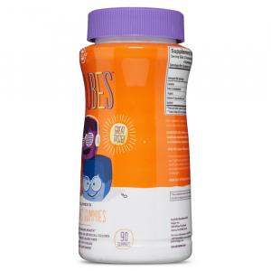 Детский витамин C, U-Cubes, Solgar, 90 мягких кубиков