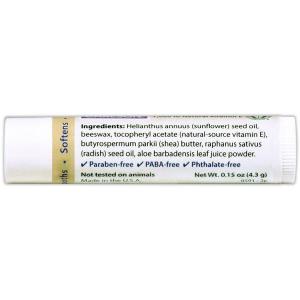 Бальзамы для губ с витамином E, Carlson Labs, 4.3 г.