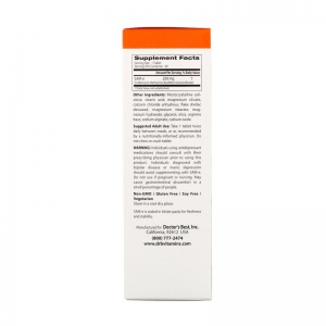 S-Аденозилметионин, SAM-e, 200 мг., Doctor's Best, 60 таблеток