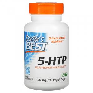 5- гидрокситриптофан (5-НТР), 100 мг., Doctor's Best