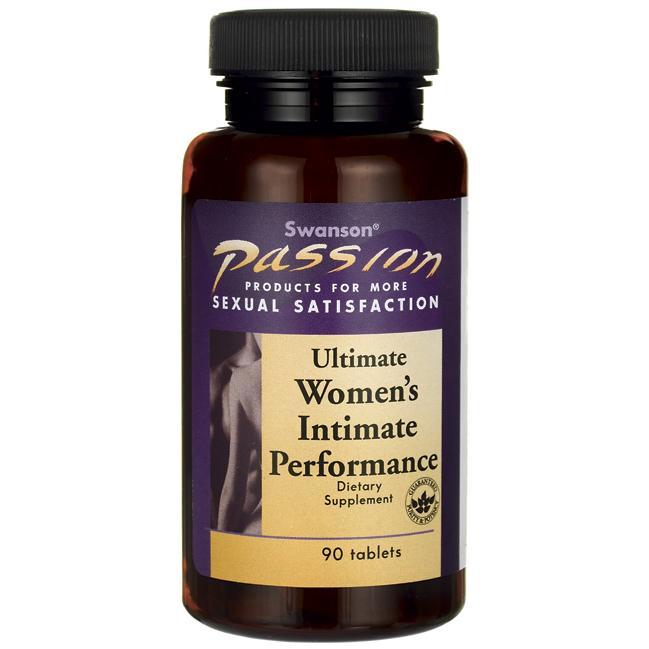 Поддержка интимного здоровья для женщин, Swanson, 90 таблеток