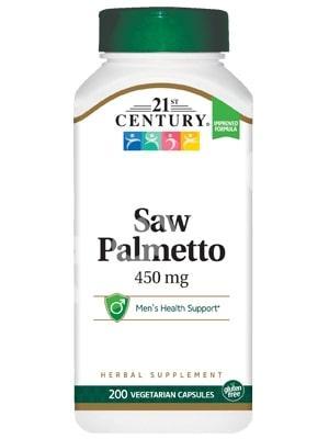 Со Пальметто, 21st Century Health Care, 200 капсул