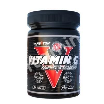 Витамин C с шиповником, Vansiton