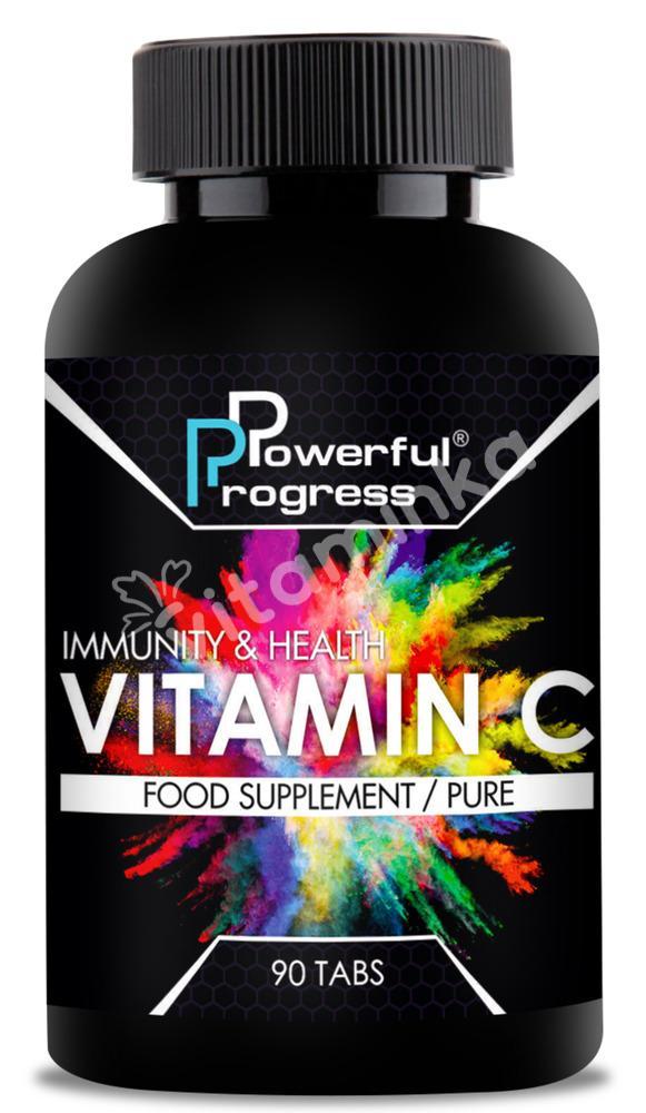 Витамин C, Powerful Progress
