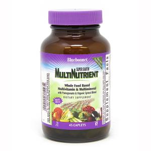 Супер Мультивитамины без Железа, Bluebonnet Nutrition