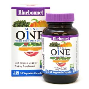 Мужские Мультивитамины, Men's One, Bluebonnet Nutrition