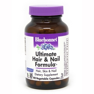 Формула для Волос и Ногтей, Bluebonnet Nutrition