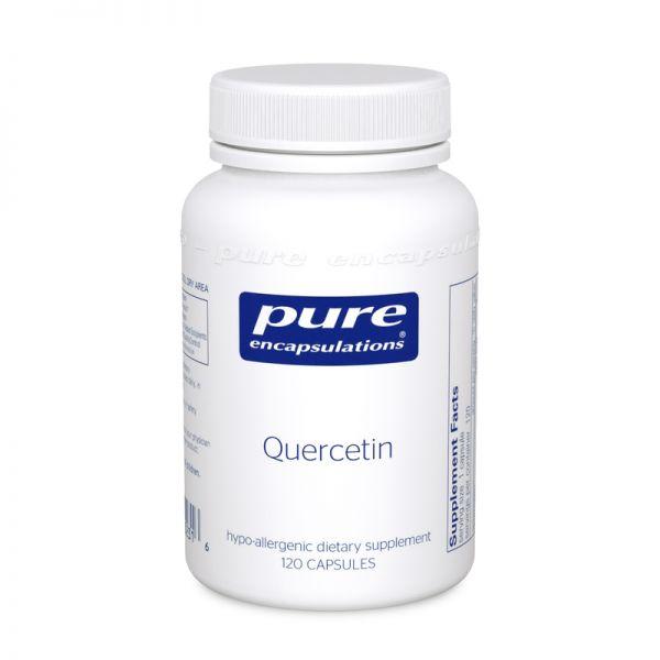 Кверцетин, Quercetin, Pure Encapsulations