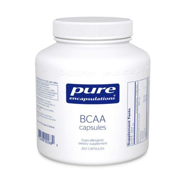 BCAA, Pure Encapsulations