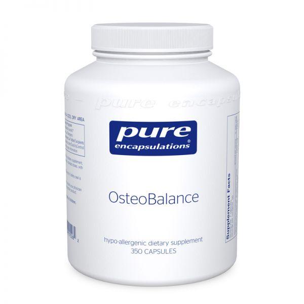 Кальций (против остеопороза), OsteoBalance, Pure Encapsulations, 210 капсул