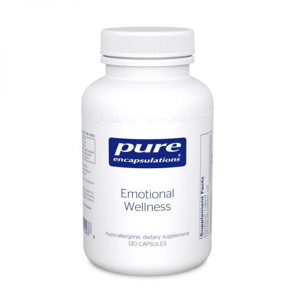 Эмоциональное здоровье, Emotional Wellness, Pure Encapsulations