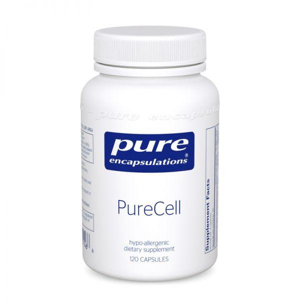 Aнтиоксидантная и адаптогенная формула клеточного здоровья, PureCell, Pure Encapsulations, 120 капсул