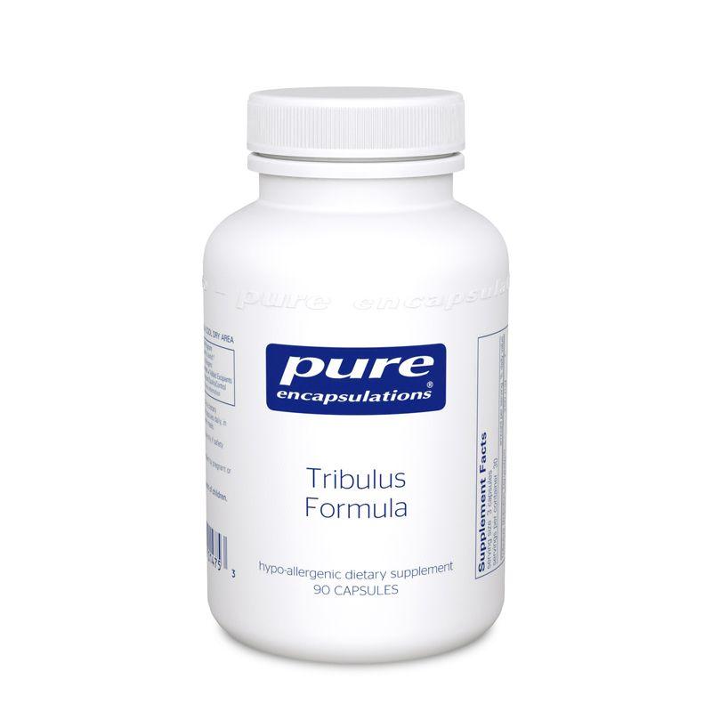 Трибулус формула, Tribulus Formula, Pure Encapsulations, 90 капсул