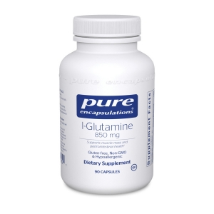 l-Glutamine 850 mg, Pure Encapsulations