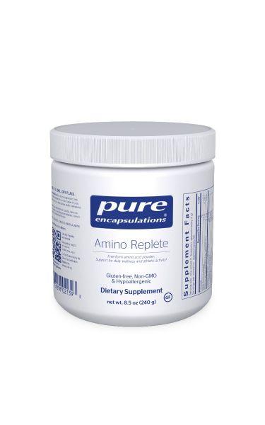 Комплекс аминокислот в свободной форме, Amino Replete, Pure Encapsulations, 540 гр.
