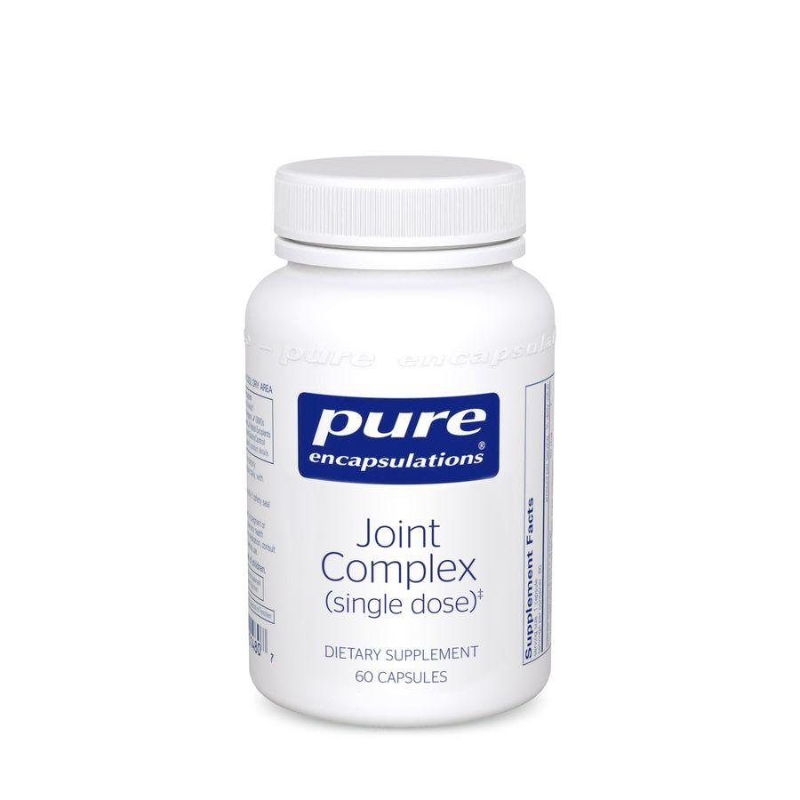 Поддержка суставов, Joint Complex (Single Dose), Pure Encapsulations, 60 капсул