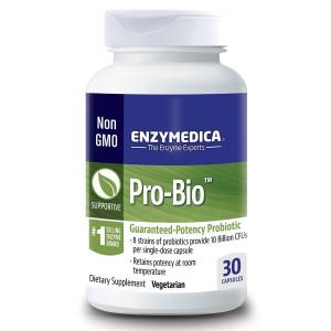 Пробиотики, Про Био, Enzymedica, 30 капсул