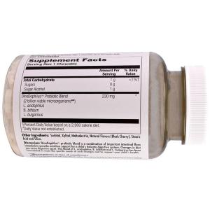 Пробиотики Дино-дофилус для детей, Dino-Dophilus, KAL, 60 капсул