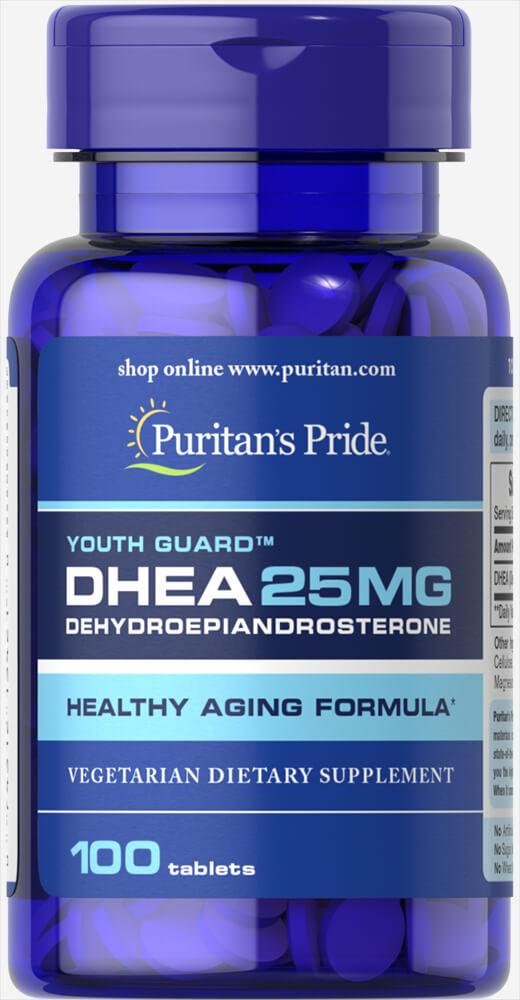 Рыбий жир, DHA, Puritan's Pride, 25 мг, 100 таблеток
