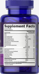 Витамины для беременных, Prenatal Multivitamin with DHA, Puritan's Pride, 60 капсул
