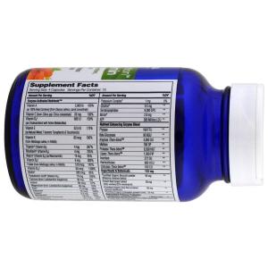 Мультивитамины и ферменты для женщин после 50 лет, Multi-Vitamin, Enzymedica, Enzyme Nutrition, 60 капсул