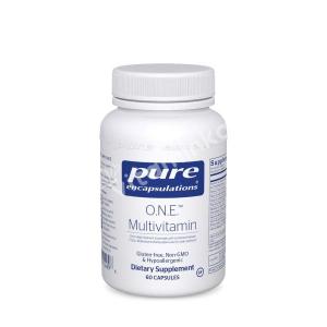 Мультивитамины,  ONE Multivitamin 60 капсул