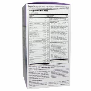 Сырые Витамины для беременных, Garden of Life, 180 вегетарианских капсул