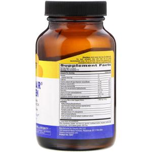 Витамины для кожи и волос мужчин, Country Life, 60 капcул