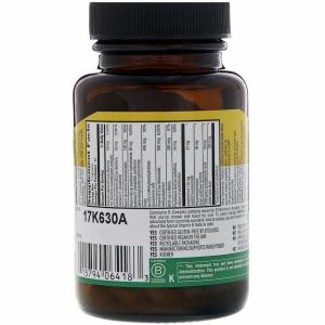 Витамин В (комплекс), Country Life, 60 капсул