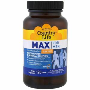 Репродуктивное здоровье мужчин, Country Life, 120 таблеток