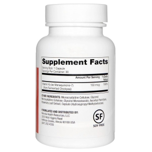 Витамин К2, Vitamin K2, Dr. Mercola, 30 капсул