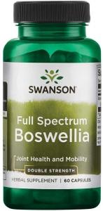 Босвеллия, Full Spectrum Boswellia, Swanson, 800 мг, 60 капсул