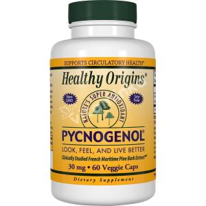 Пикногенол, Healthy Origins, 30 мг, 60 капсул