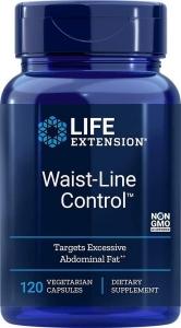 Сжигатель брюшного жира,  Waist-Line Control, Life Extension, 120 капсул