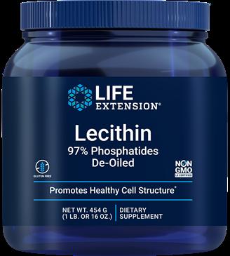Лецитин, Life Extension, 454 г