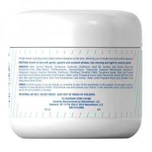 Антиоксидантный крем с витамином С, Antioxidant Vitamin C Cream, Puritan's Pride, 113г