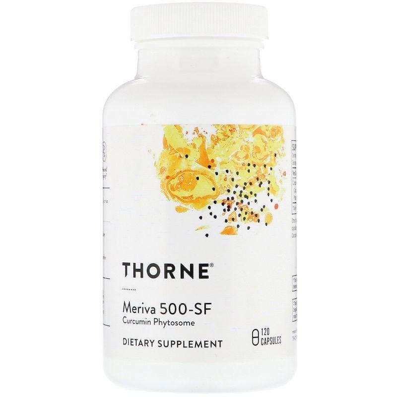 Куркумин, Thorne Research, 120 капсул