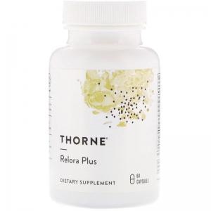 Антистресс формула, Relora Plus, Thorne Research, 60 капсул