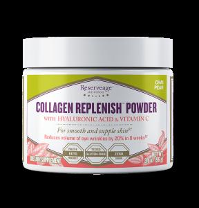 Коллаген порошок, груша и чай, Collagen Replenish Powder, Chai Pear, 96 гр