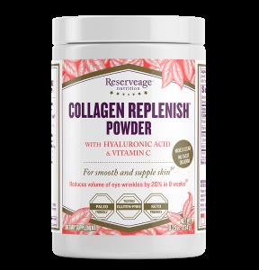 Коллаген с витамином С, ReserveAge Organics, 230 гр.
