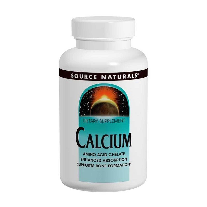 Кальций, Calcium, Source Naturals, 250 таблеток