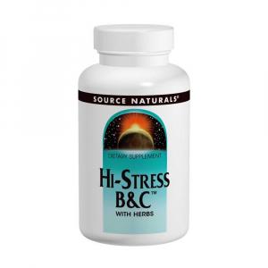 Стресс комплекс, Source Naturals,  120 таблеток