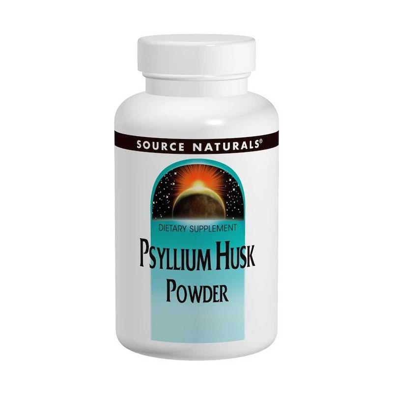 Подорожник (Psyllium Husk), Source Naturals, 340 гр.